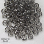 11/0 Transparent Luster Grey Japanese Seed Bead-General Bead