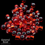 11/0 Silver Lined Ruby Japanese Seed Bead-General Bead