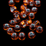 8/0 Silver Lined Tangerine Seed Bead-General Bead