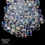 11/0 Transparent Light Sapphire AB Japanese Seed Bead-General Bead