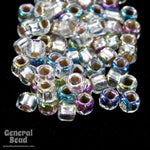 11/0 Silver Lined Crystal AB Japanese Seed Bead-General Bead