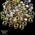 11/0 Silver Lined Gold AB Japanese Seed Bead-General Bead