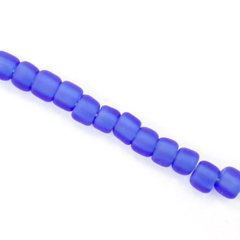 3/0 Matte Sapphire Seed Bead-General Bead