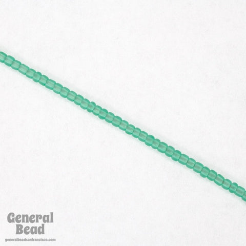 11/0 Matte Transparent Blue Zircon Japanese Seed Bead-General Bead