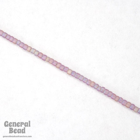 11/0 Matte Light Amethyst AB Japanese Seed Bead-General Bead