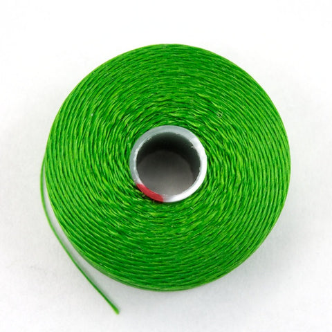 Green Superlon Nylon Size D Thread