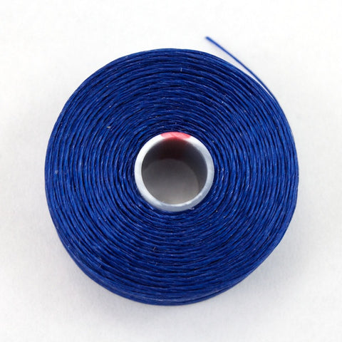 Royal Blue Superlon Nylon Size D Thread