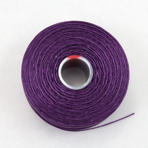 Purple Superlon Nylon Size D Thread