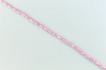 "30"" Strand 4mm x 7mm Pink ""Biwa"" Style Faux Pearls #PBW001-General Bead"