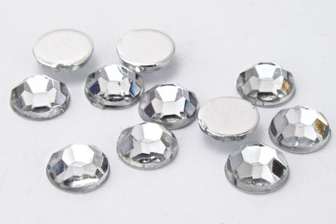 2088 Style Crystal Acrylic Flatback Rhinestones (16ss, 20ss, 30ss, 40ss, 48ss, 62ss)-General Bead