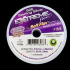 Extreme Soft Flex .925 Sterling Silver Fine (0.014, 19 strands)-General Bead