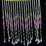 "7"" Long Pastel Fringe-General Bead"