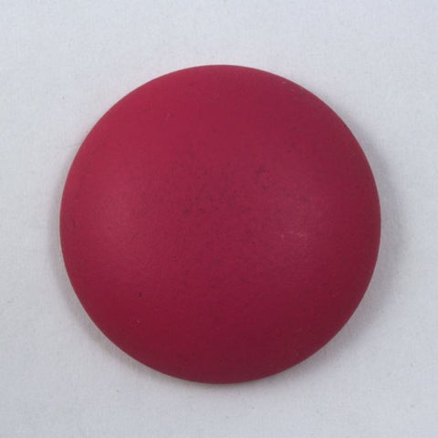 32mm Dark Pink Cabochon-General Bead