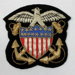 U.S. Navy Patch #1264-General Bead