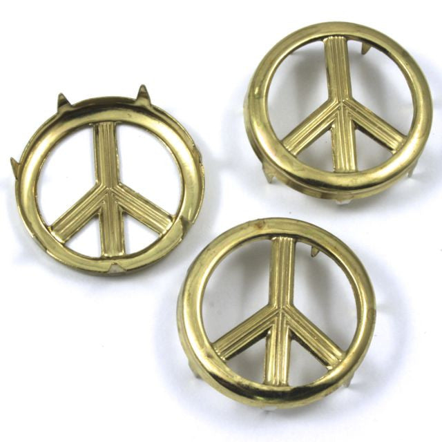 symbol detail earrings product peace stud sign earring
