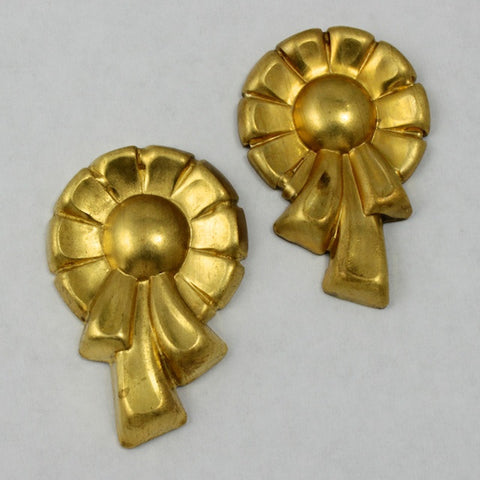 32mm Winner's Ribbon Pair (Pair) #1540