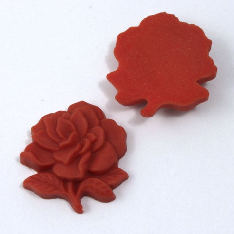 20mm Coral Rose #XS5-I-General Bead