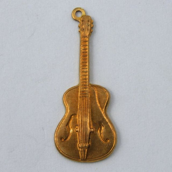 30mm Raw Brass Guitar