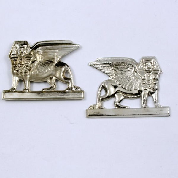 35mm Silver Sphinx