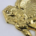 35mm Gold Sphinx #249-General Bead