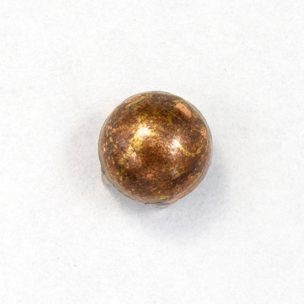 6mm Antique Copper Dome Stud