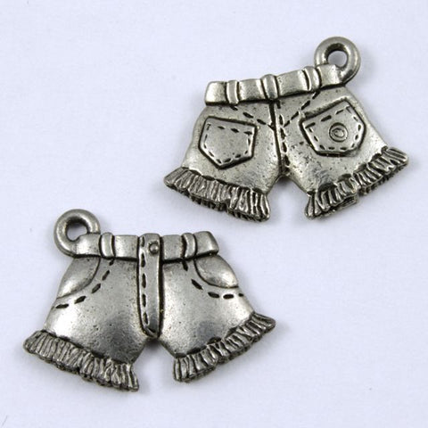 "3/4"" Antique Silver Cut Off's"