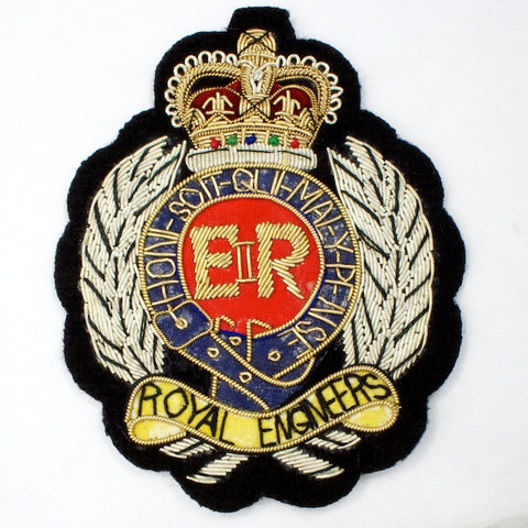 "4"" Royal Engineer Patch"