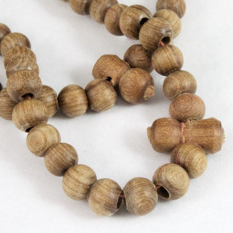 5mm Robles Wood Bead