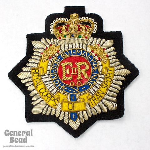 "4"" Royal Corps of Transport Patch"
