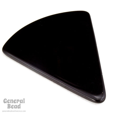 40mm Black Wedge Blank