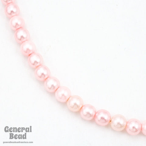 6mm Light Pink Pearl