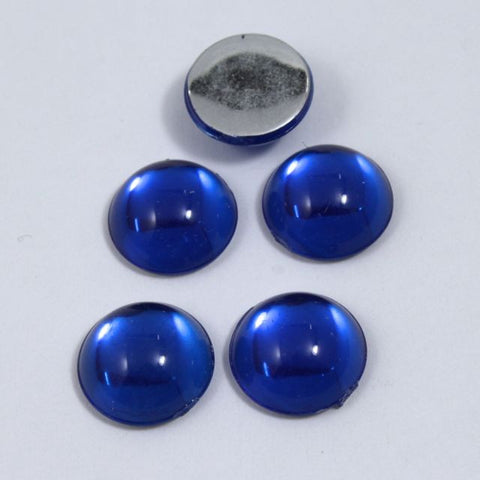 11mm Sapphire Round Cabochon-General Bead
