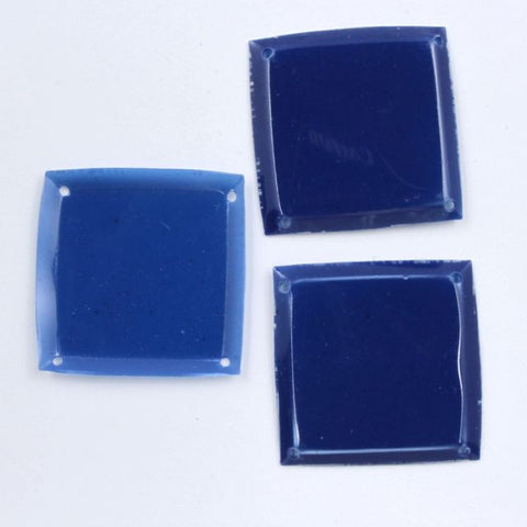 22mm Blue Square Sequin-General Bead