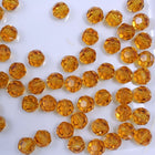 5000 7mm Topaz Faceted Bead-General Bead