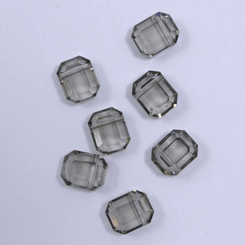 5105 6.5mm x 8mm Black Diamond-General Bead