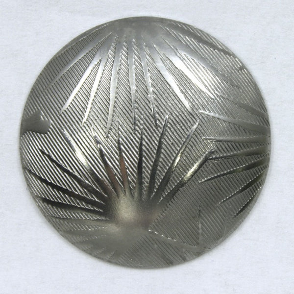 25mm Steel Dapped Palm Leaf Disk