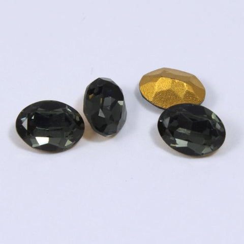 4120 6mm x 8mm Morion-General Bead