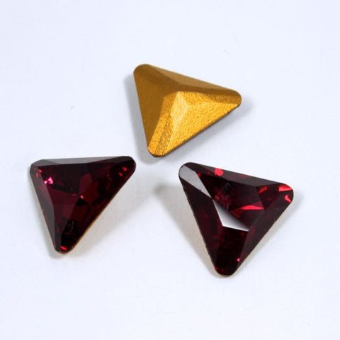 Vintage Swarovski 4722 12mm Ruby-General Bead
