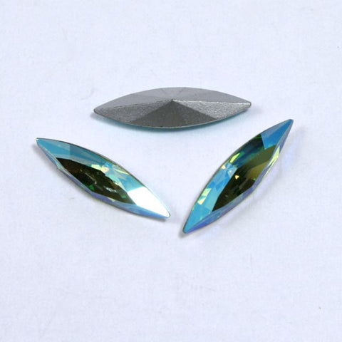4200 4mm x 15mm Peridot AB-General Bead