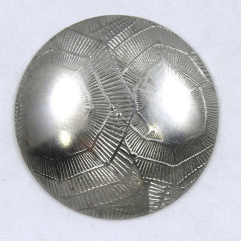 25mm Steel Dome with Web Motif