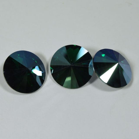 1122 18mm Emerald AB-General Bead