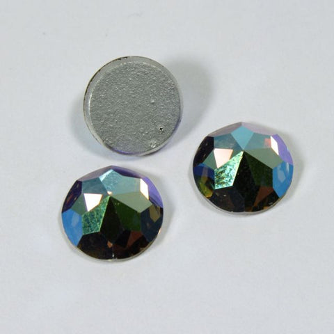 Vintage Swarovski 2020 10mm Starlight Rauten Rose #974-General Bead