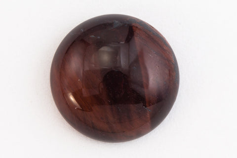 18mm Red Tiger Eye Cabochon #SPC107