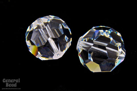 Swarovski 5000 16mm Crystal Faceted Bead