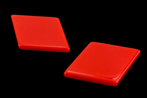 31mm x 22mm Red Diamond Blank #UP527