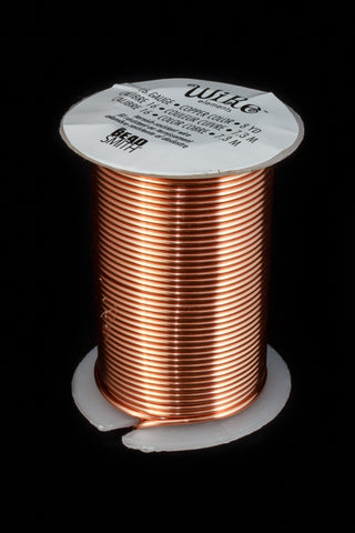16 Gauge Copper BeadSmith Craft Wire (8 Yards) #WRH307-General Bead