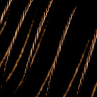 Artistic Wire. Antique Brass 18 Gauge Twisted Round Wire -2 Yd (12 Spools, 72 Spools) #WRT501
