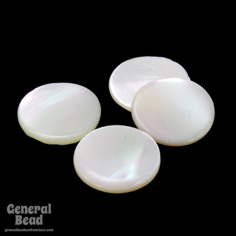 10mm Mother of Pearl Cabochon