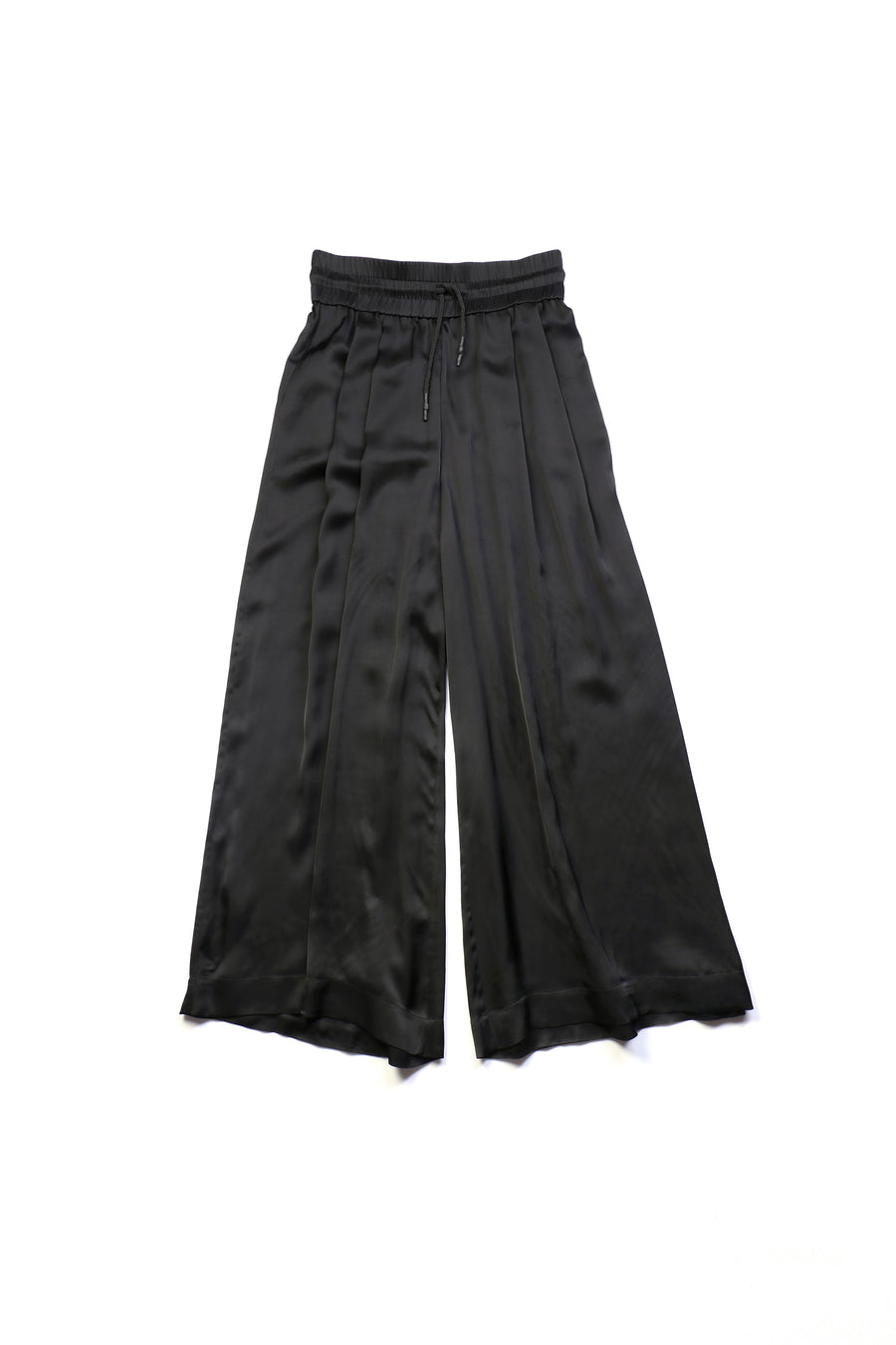 PALLAZO WIDE TROUSERS
