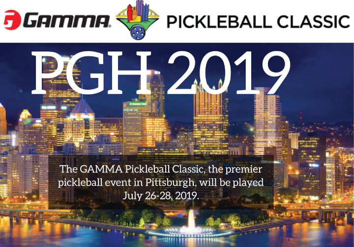 KitchPickleball.com Launches Partnership with the Gamma Classic